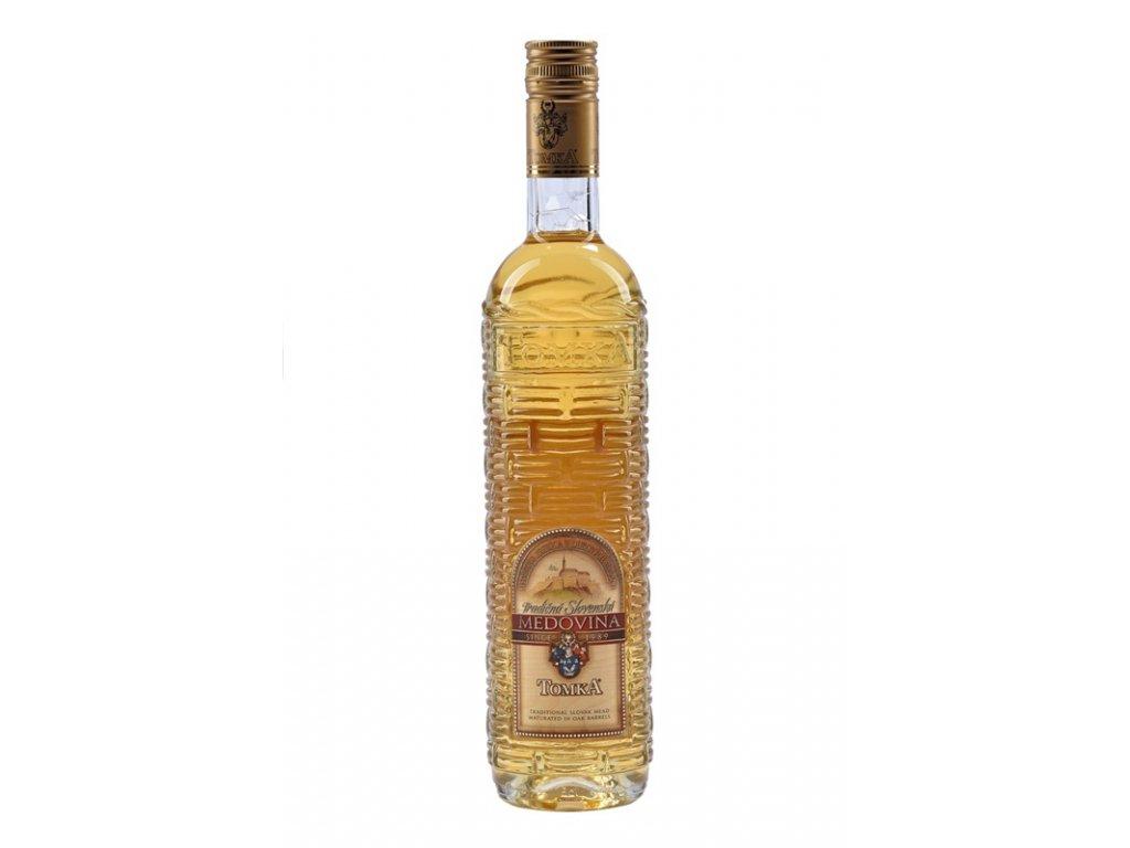 Tomka - Traditional slovak Mead Tomka  0.75l, glass