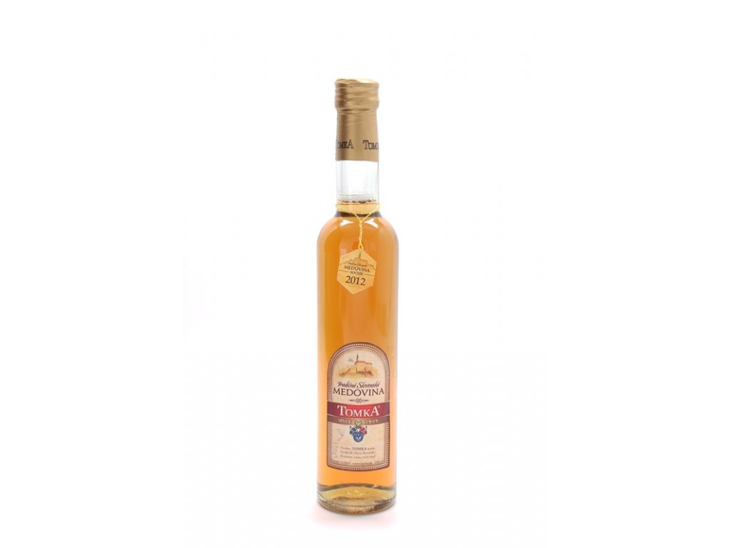 Tomka - Traditional Slovak Mead 2013  0.35l, glass