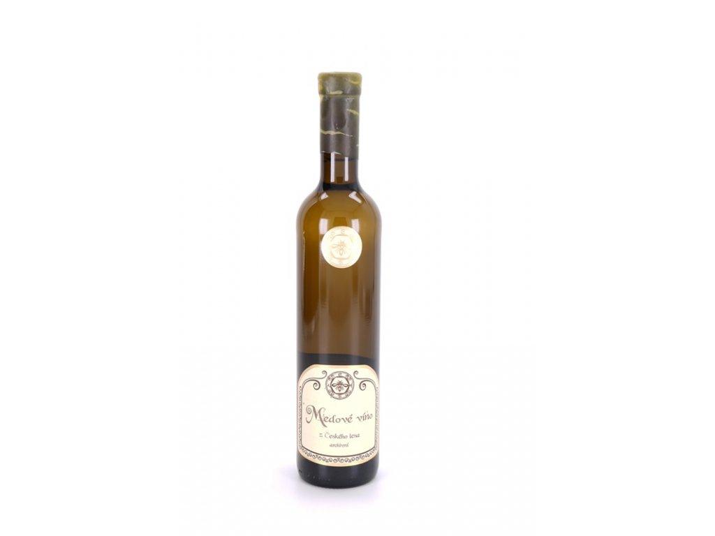 Jaroslav Lstiburek - Archive honey wine  0.50l