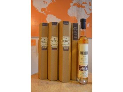 Čebelarstvo Oder - Archive flower honey mead - semi-sweet  0.37l
